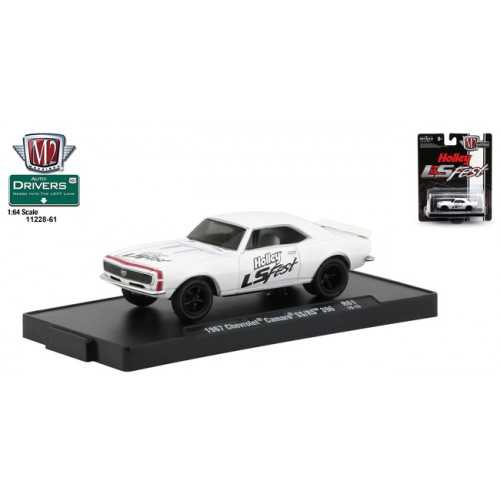 M2 Machines Drivers Release 61 - 1967 Chevy Camaro SS/RS 396