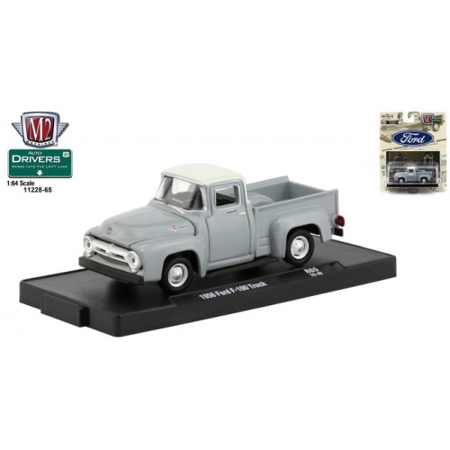 M2 Machines Drivers Release 65 - 1956 Ford F-100 Truck