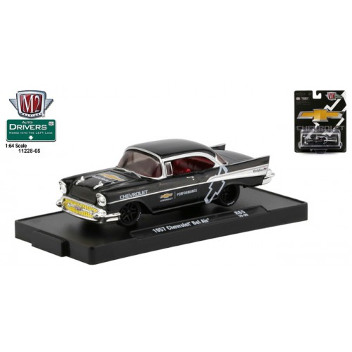 M2 Machines Drivers Release 65 - 1957 Chevy Bel Air