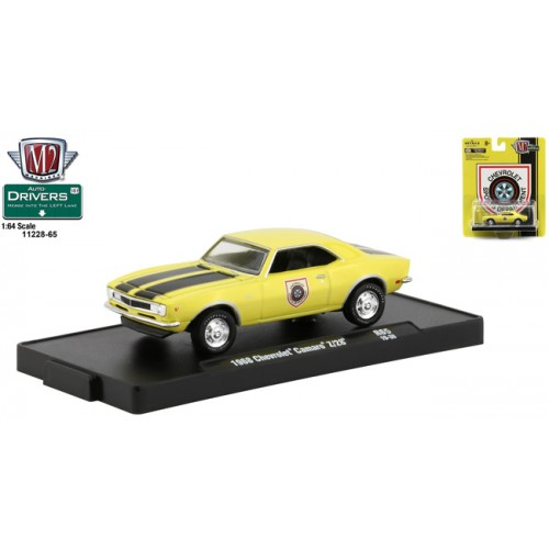 M2 Machines Drivers Release 65 - 1968 Chevy Camaro Z/28