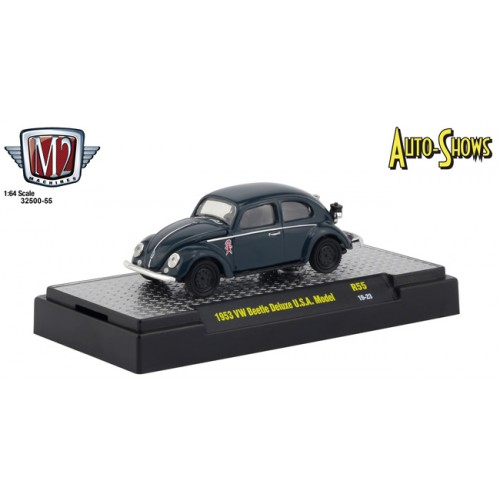 M2 Machines Auto-Shows Release 55 - 1953 Volkswagen Beetle