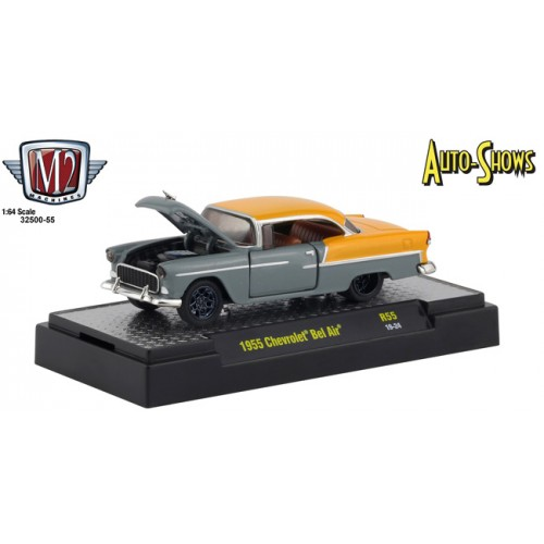 M2 Machines Auto-Shows Release 55 - 1955 Chevy Bel Air