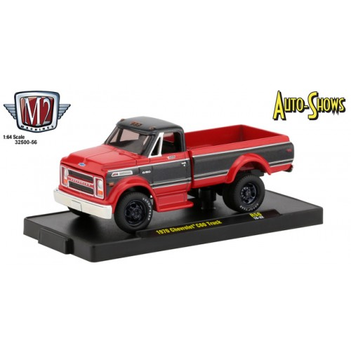 M2 Machines Auto-Shows Release 56 - 1970 Chevrolet C60 Truck
