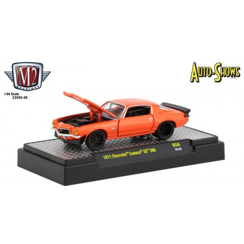 M2 Machines Auto-Shows Release 56 - 1971 Chevrolet Camaro SS 396