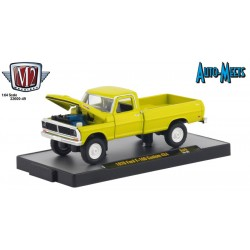 M2 Machines Auto-Meets Release 49 - 1970 Ford F-100 Custom 4x4