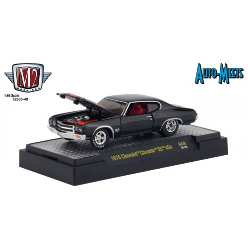 M2 Machines Auto-Meets Release 49 - 1970 Chevrolet Chevelle SS 454