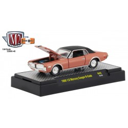 M2 Machines Detroit Muscle Release 45 - 1968 1/2 Mercury R Code