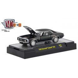 M2 Machines Detroit Muscle Release 45 - 1969 Chevy Camaro 250