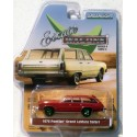 Greenlight Estate Wagons Series 4 - 1976 Pontiac Grend LeMans Safari GREEN MACHINE