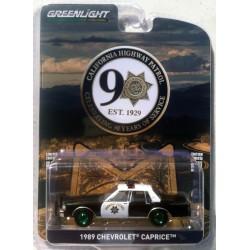 Greenlight Anniversary Collection Series 10 - 1989 Chevrolet Caprice GREEN MACHINE