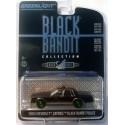 Greenlight Black Bandit Series 22 - 1980 Chevrolet Caprice Police Car GREEN MACHINE
