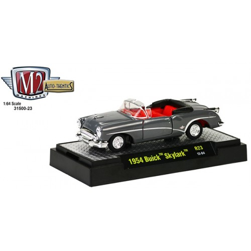 M2 Machines Auto-Thentics Release 23 - 1954 Buick Skylark Clamshell Package