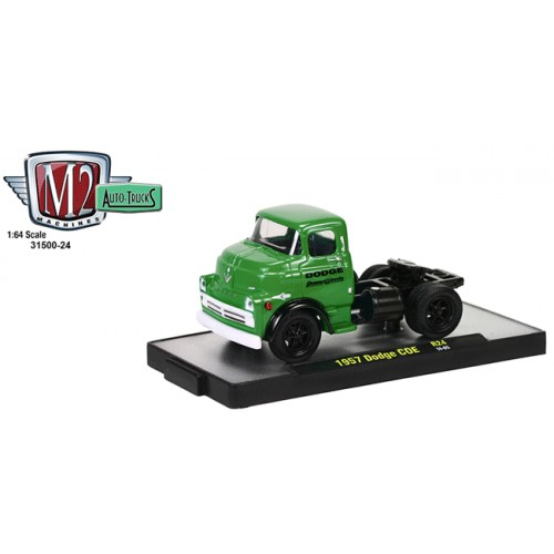 M2 Machines Auto-Trucks Release 24 - 1957 Dodge COE Clamshell Package