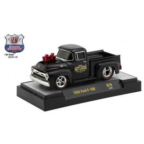 M2 Machines Ground Pounders Release 19 - 1956 Ford F-100 Truck