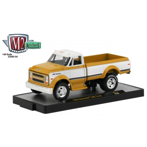 M2 Machines Auto-Trucks Release 54 - 1970 Chevrolet C60 Truck