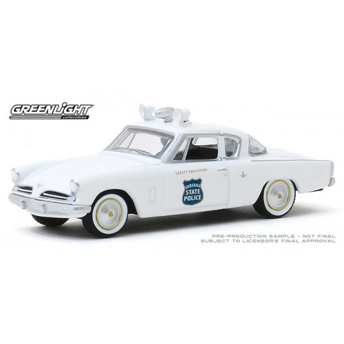 Greenlight Hot Pursuit Series 34 - 1953 Studebaker Commander Coupe Indiana
