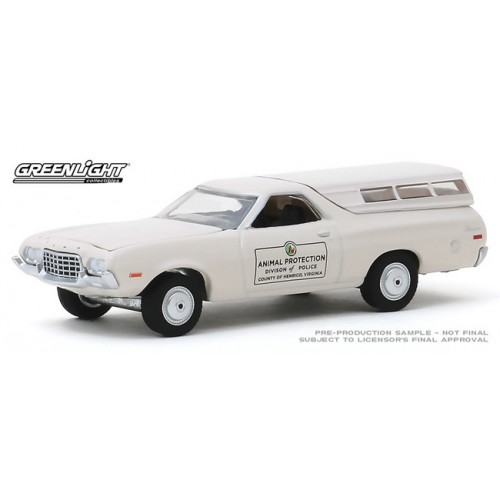 Greenlight Hot Pursuit Series 34 - 1972 Ford Ranchero County of Henrico