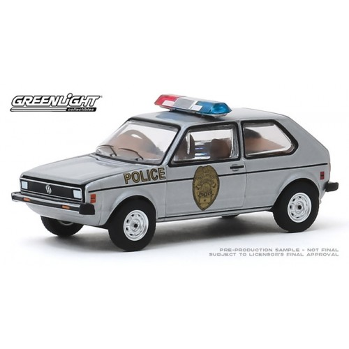 Greenlight Hot Pursuit Series 34 - 1980 Volkwagen Rabbit Greensboro