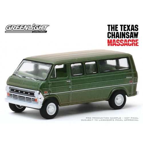 Greenlight Hollywood Series 27 - 1972 Ford Club Wagon