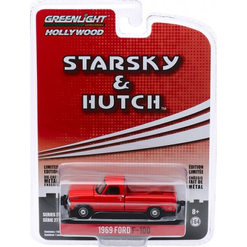 Greenlight Hollywood Series 27 - 1969 Ford F-100 Truck