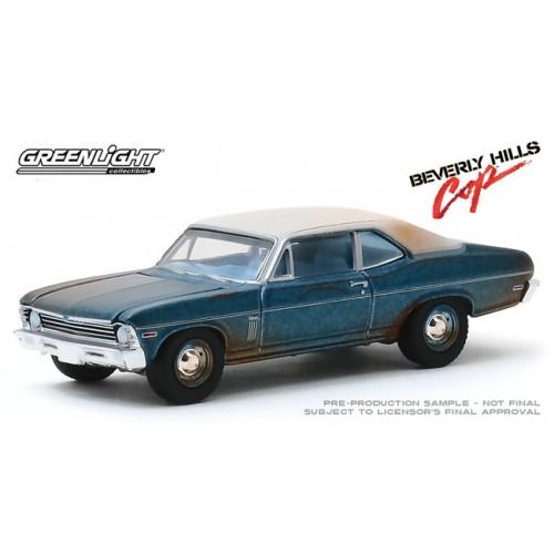 Greenlight Hollywood Series 27 - 1970 Chevrolet Nova