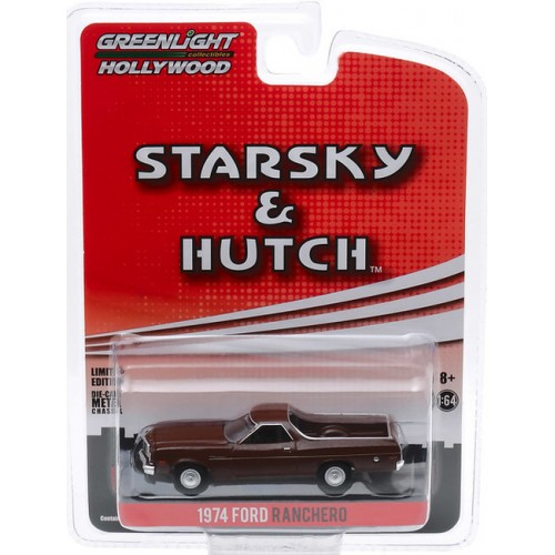 Greenlight Hollywood Starksy and Hutch Edition - 1974 Ford Ranchero