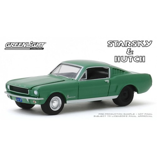 Greenlight Hollywood Starsky and Hutch  Edition - 1966 Ford Mustang Fastback