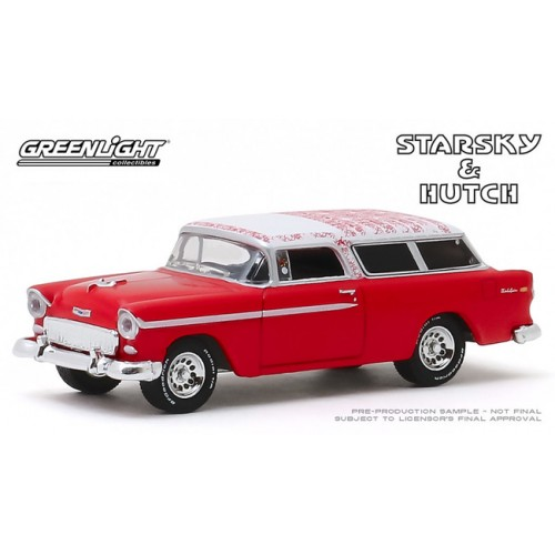 Greenlight Hollywood Starsky and Hutch Edition - 1955 Chevrolet Nomad