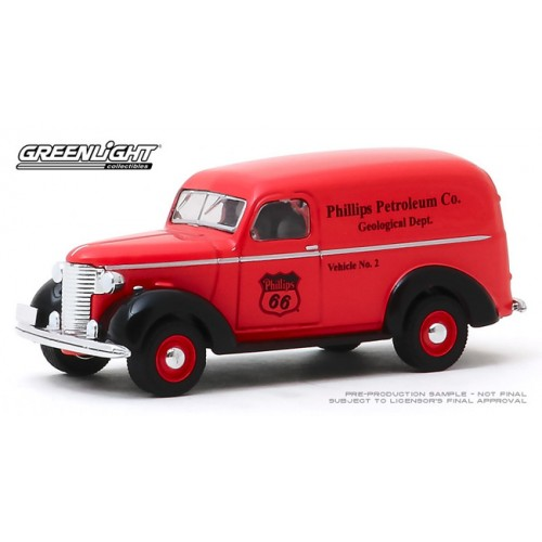 Greenlight Running On Empty Series 10 - 1939 Chevrolet Panel Truck