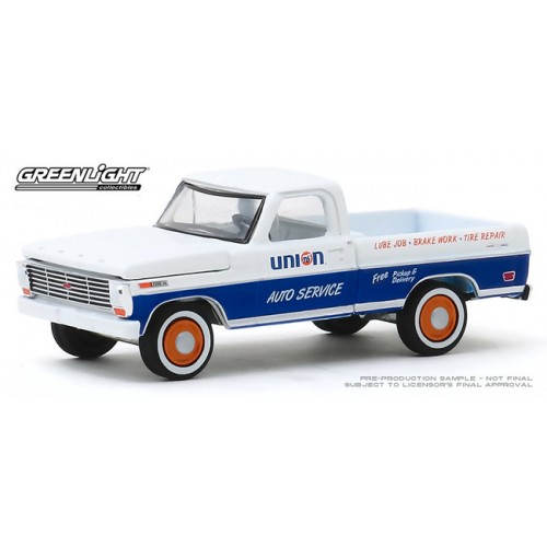 Greenlight Running On Empty Series 10 - 1968 Ford F-100 Truck