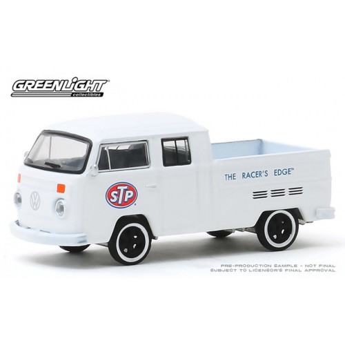 Greenlight Running On Empty Series 10 - 1976 Volkswagen T2 Type 2 Double Cab Pick-Up