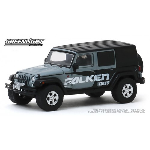 Greenlight Running On Empty Series 10 - 2014 Jeep Wrangler Unlimited