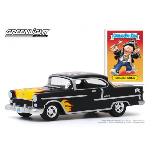 Greenlight Garbage Pail Kids Series 2 - 1955 Chevrolet Bel-Air