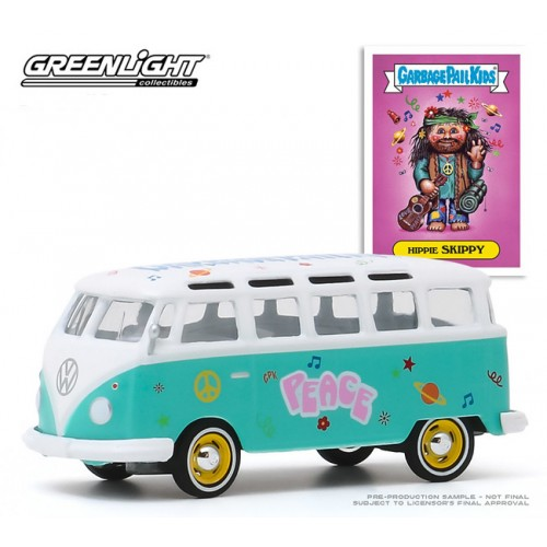 Greenlight Garbage Pail Kids Series 2 - 1964 Volkswagen Samba Bus