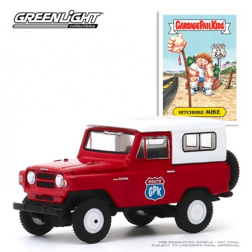 Greenlight Garbage Pail Kids Series 2 - 1965 Nissan Patrol