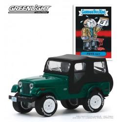 Greenlight Garbage Pail Kids Series 2 - 1970 Jeep CJ-5