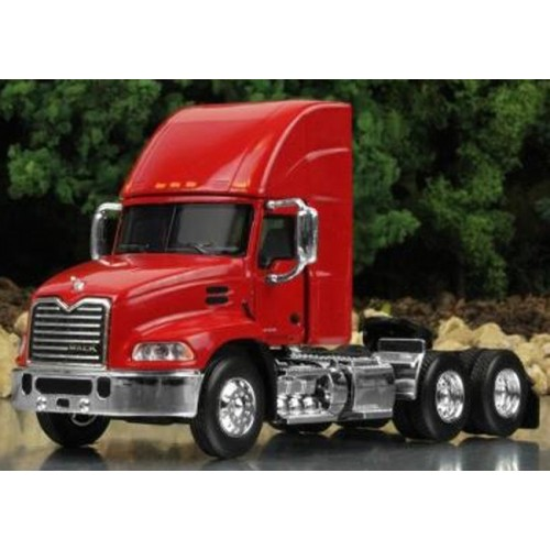 Mack Pinnacle Day Cab in Red