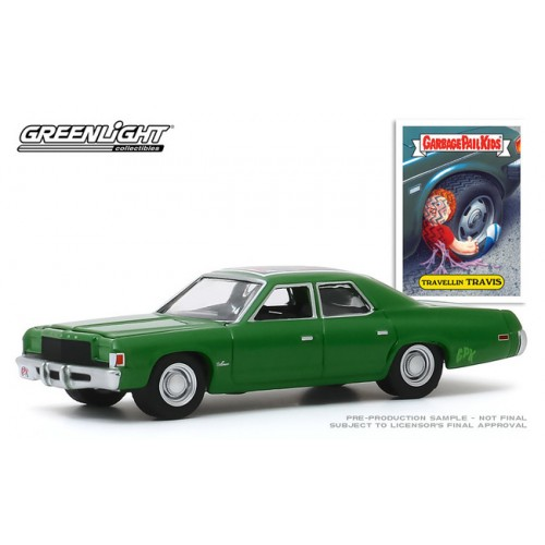 Greenlight Garbage Pail Kids Series 2 - 1977 Dodge Royal Monaco