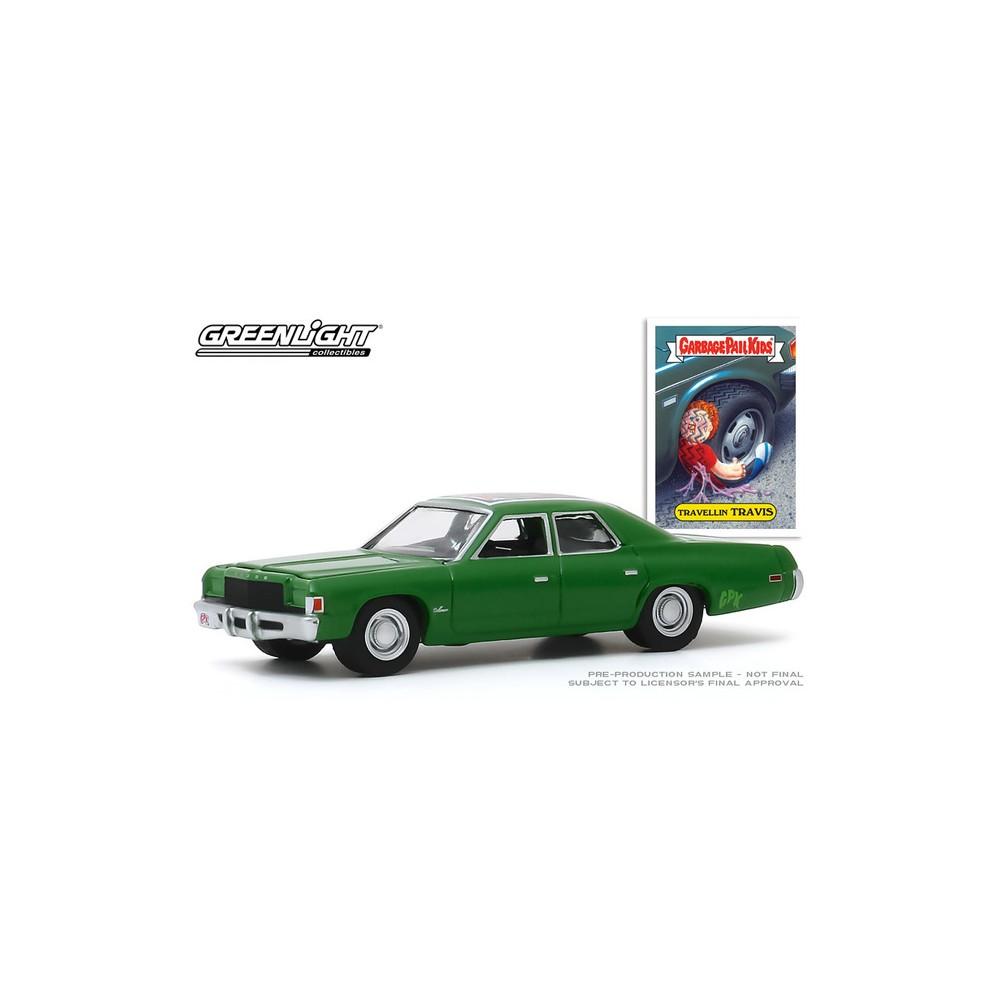 Greenlight Garbage Pail Kids Series 2 - 1977 Dodge Royal Monaco