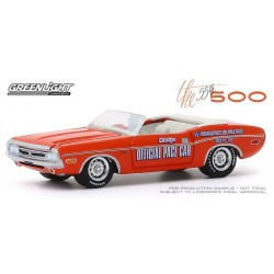 Greenlight Hobby Exclusive - 1971 Dodge Challenger Convertible Pace Car