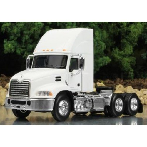 Mack Pinnacle Day Cab Tractor in White