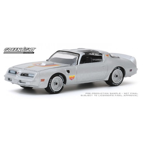 Greenlight Hobby Exclusive - 1977 Pontiac Firebird T/A Fire AM
