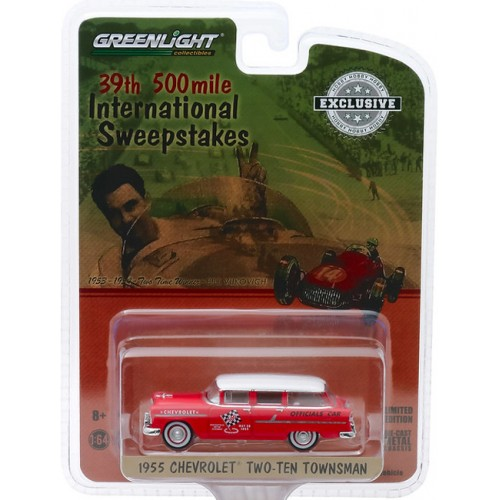 Greenlight Hobby Exclusive - 1955 Chevy Two-Ten Townsman