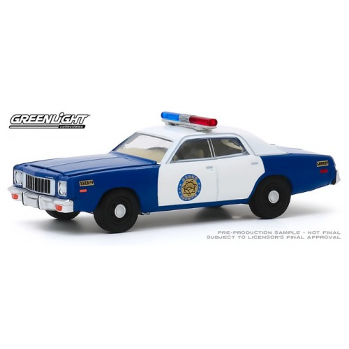 Greenlight Hobby Exclusive - 1975 Plymouth Fury Osage County Sheriff