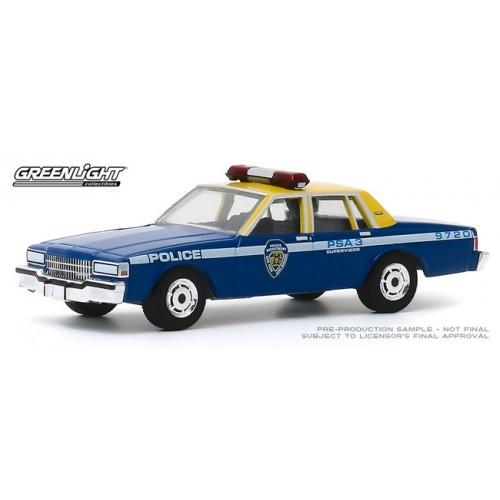 Greenlight Hobby Exclusive - 1990 Chevrolet Caprice New York City Housing Authority Police