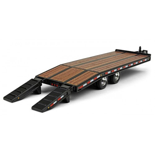 Beavertail Trailer in Black