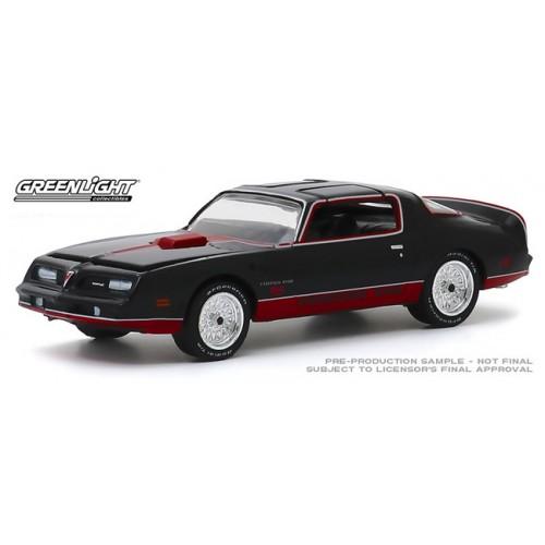Greenlight Hobby Exclusive - 1978 Pontiac Firebird Macho Trans AM