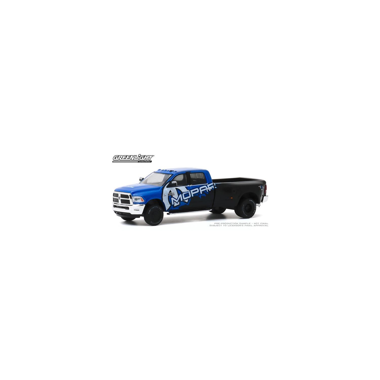 Greenlight 1:64 Dually Driver SR 4 2017 Ram 3500 Laramie MOPAR off Road