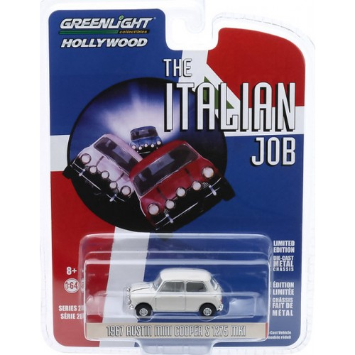 Greenlight Hollywood Series 28 - 1967 Austin Mini Cooper S1275 MKI