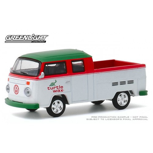Greenlight Blue Collar Series 7 - 1979 Volkswagen Type 2 Crew Cab Pick Up